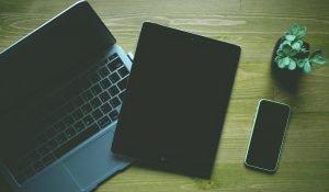 laptop, ipad, organic