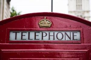 phone booth, telephone, public